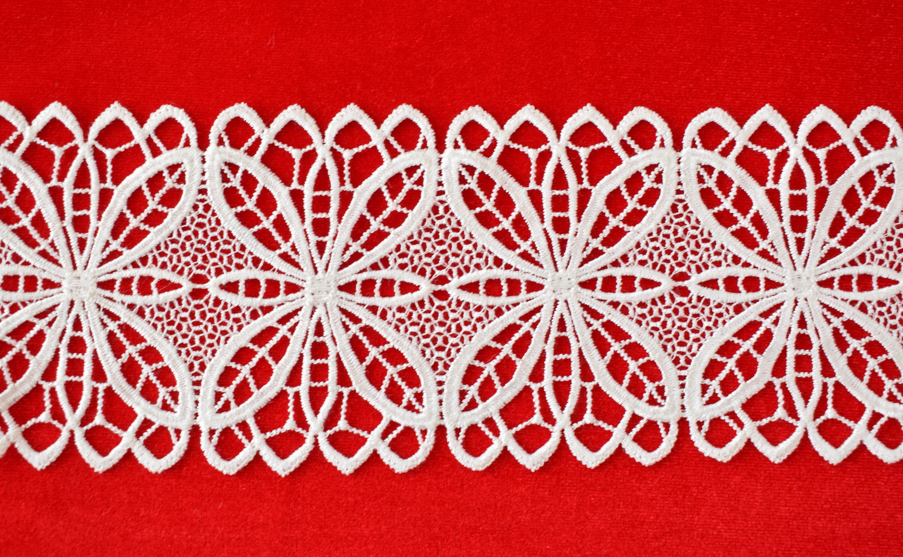 Lace: Not embroidered «67547-8»