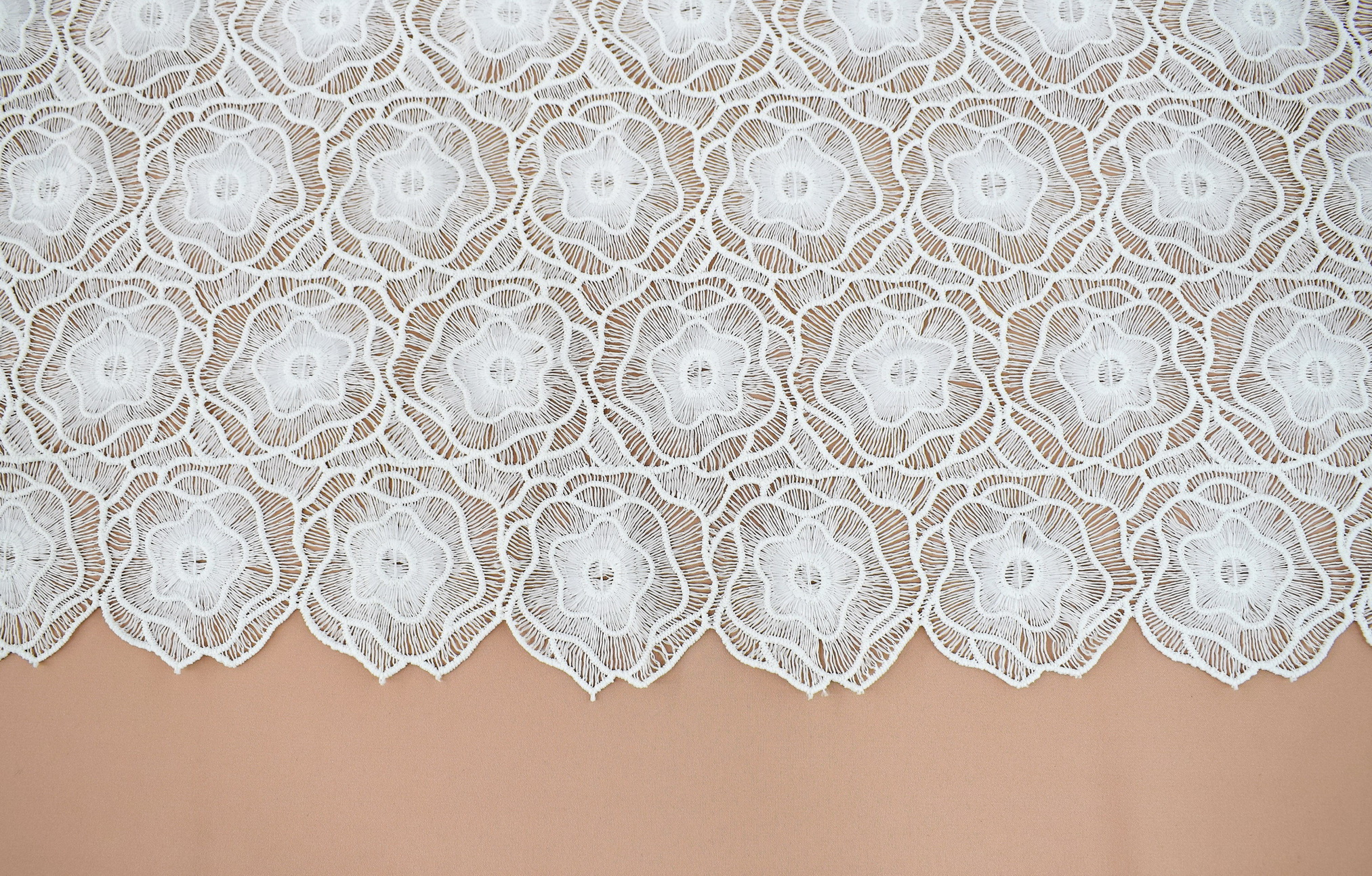 Macrame: Embroidered «LG40233»