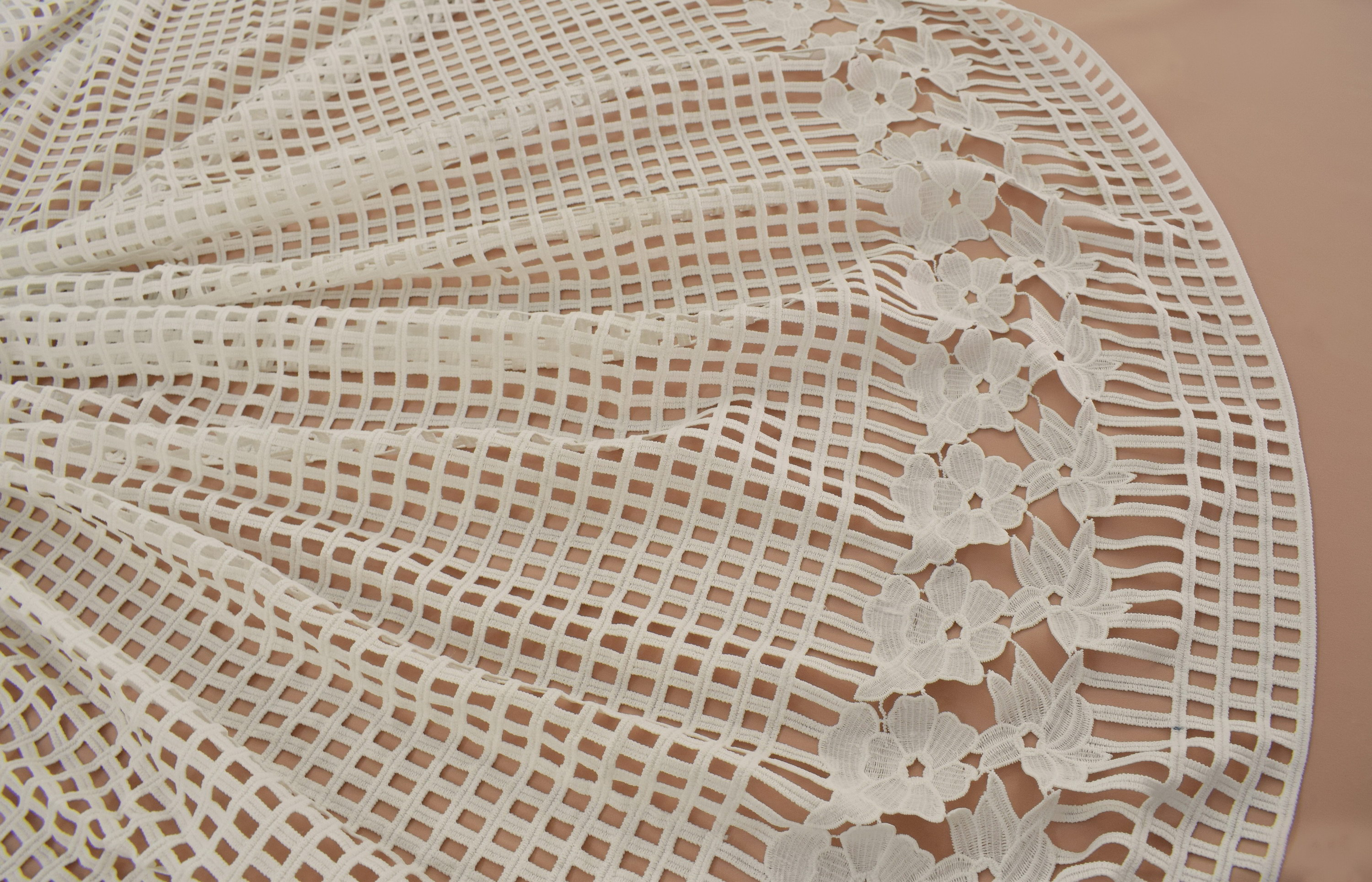 Macrame: Embroidered «TMC-E3541»