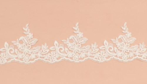 Lace: Not embroidered «4198»