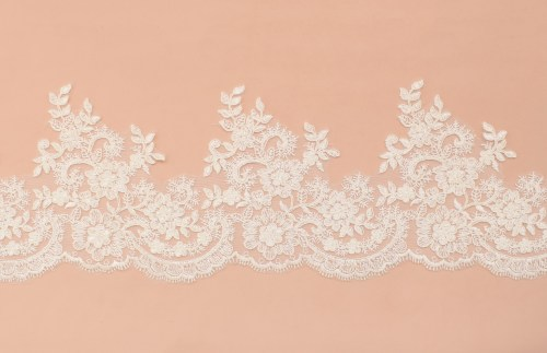 Lace: Not embroidered «13220»