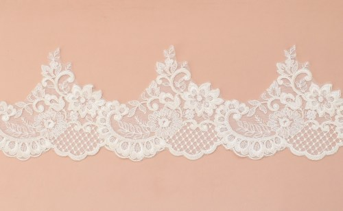 Lace: Not embroidered «3283»