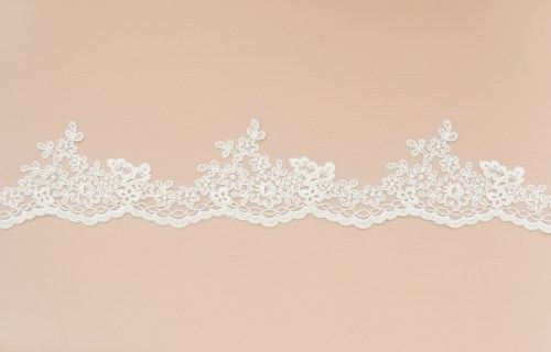 Lace: Not embroidered «22994»