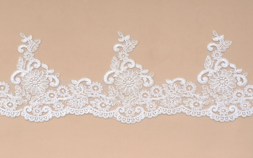 Lace: Not embroidered «3399»