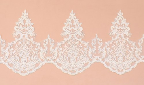 Lace: Not embroidered «13183»