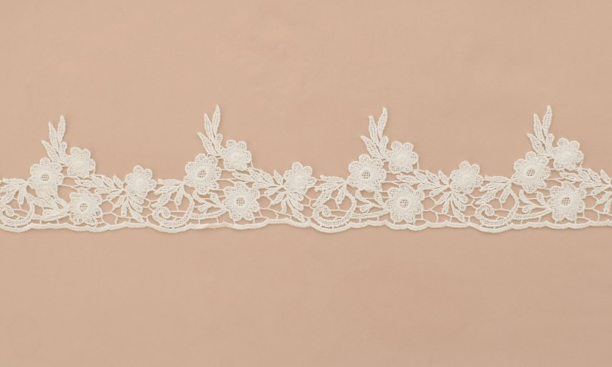 Lace: Not embroidered «13305»