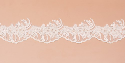 Lace: With sequins «10397»