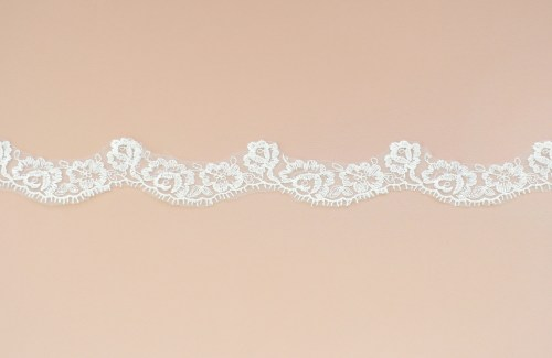 Lace: With sequins «43326»