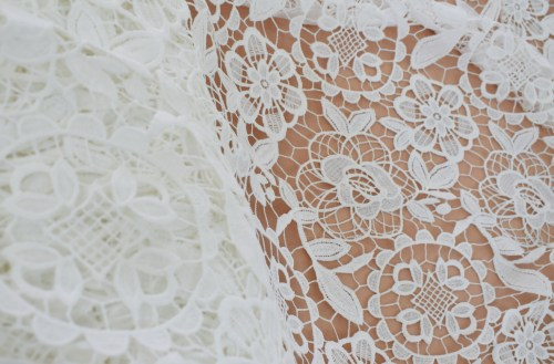 Macrame: Embroidered «TMC-E3645-A»