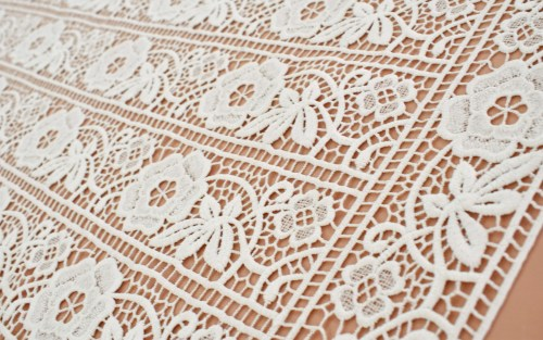 Macrame: Embroidered «TMC-E3695»