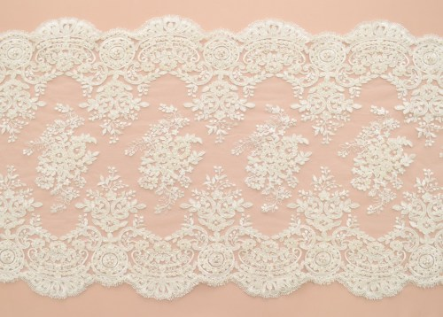 Lace: Embroidered «58009&raquo