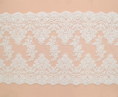 Lace: Embroidered «58016&raquo
